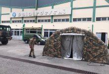 Benevento| Operazione Igea, l'Esercito in supporto della Asl per effettuare i tamponi