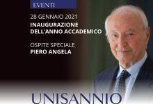 Benevento| Unisannio: Piero Angela presenzierà all'inaugurazione dell'anno accademico