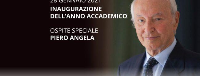 Benevento  Unisannio: Piero Angela presenzierà all'inaugurazione dell'anno accademico