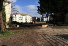 """Benevento  """"Caserma Guidoni"""", iniziati i lavori di sistemazione del parco"""