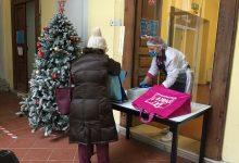 Natale di solidarietà, alla Caritas distribuiti pasti e doni