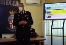 Benevento| Bilancio di fine anno dell'Arma: in calo i reati, in aumento gli arresti nel Sannio