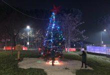 Benevento| Un albero di Natale per ricordare le vittime del Covid