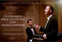 Notte di Natale in musica. Su Labtv il 24 dicembre il concerto di Angelo Goffredi
