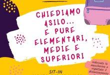 """5 Dicembre sit in a Benevento: """"Chiediamo asilo… e pure elementari, medie e superiori"""""""