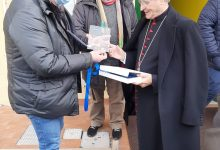 Avellino| Emergenza Covid, continua la consegna delle targhe dell'Ugl. Riconoscimento anche al vescovo Aiello