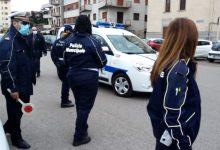 Benevento| Zona Rossa, i controlli della Municipale