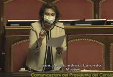 """Governo, Lonardo: """"Responsabile e costruttrice, sì alla fiducia"""""""
