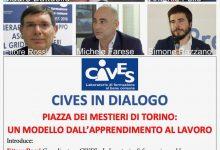 Benevento| CIVES in dialogo con Mauro Battuello di  Piazza dei Mestieri di Torino