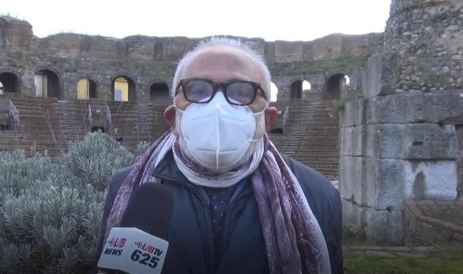 300 visitatori al Teatro Romano nel weekend del 1 Maggio, Creta: buon riscontro