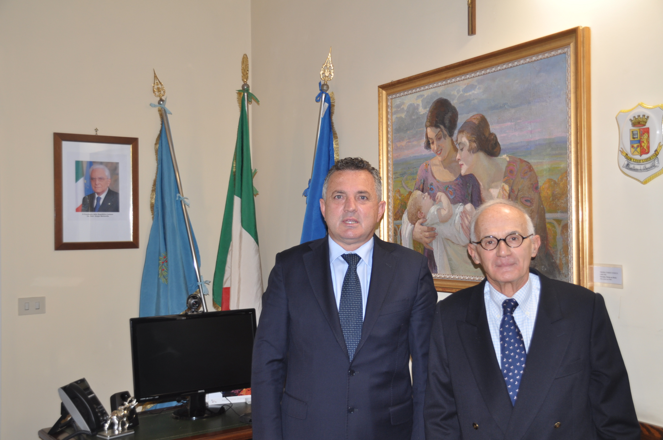 Benevento  Di Maria approva il progetto del prof. Rotili di riordino del Museo del Sannio