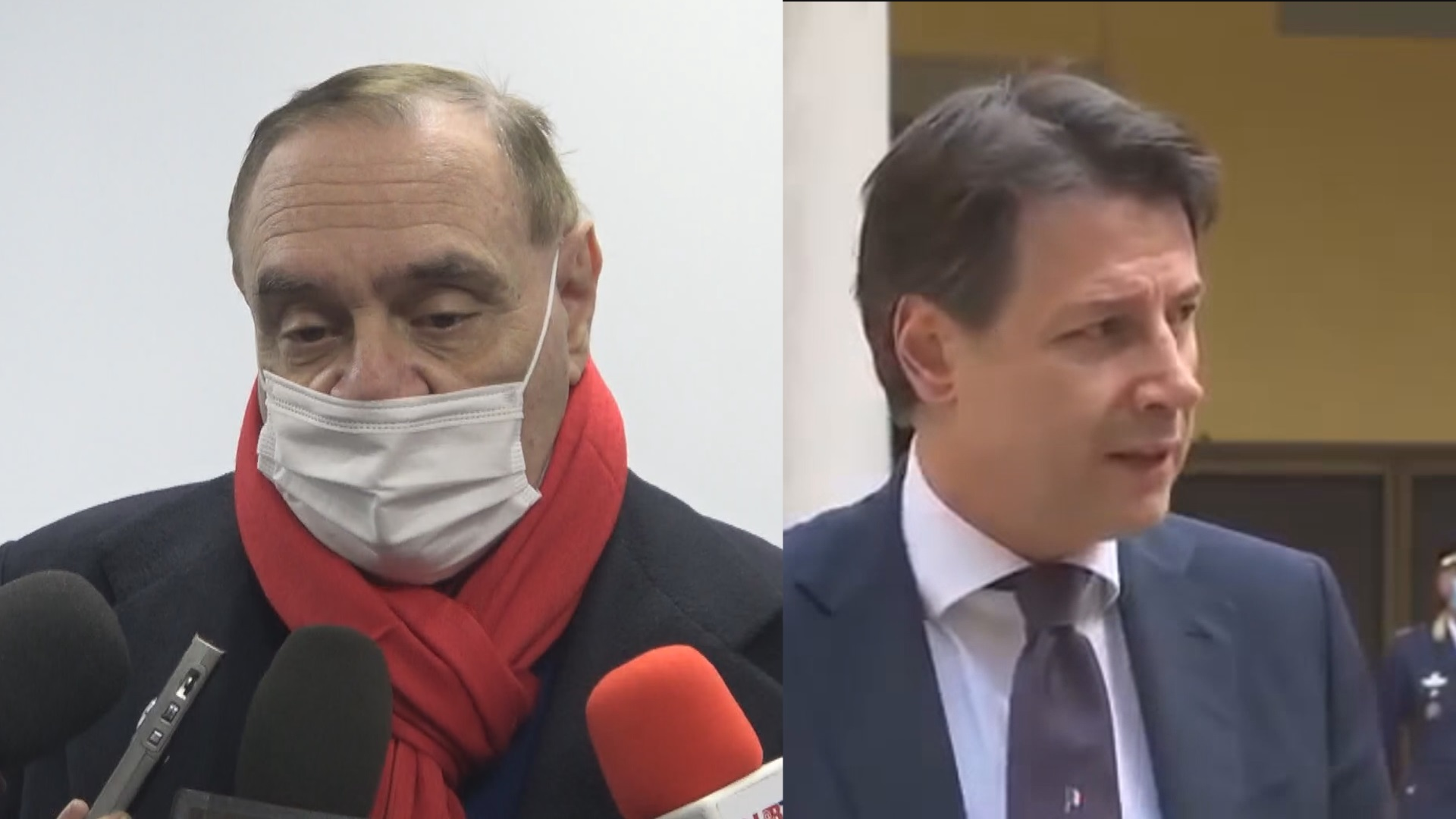 Benevento| Mastella tra nuovo partito, giudizi su Renzi e insulti (ricambiati) a Calenda