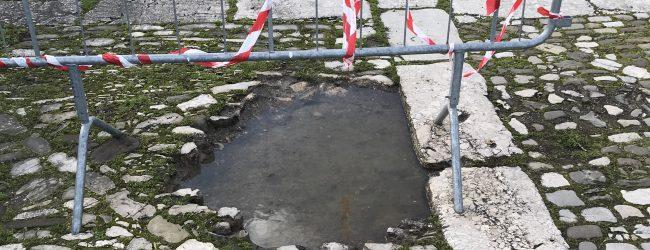 Benevento| Comitato Amici della Terra: rimossi i rappezzi di bitume sul Ponte Leproso