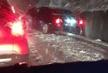 Valle Caudina| Neve, disagi sulle strade: auto bloccata e lunghe file lungo l'Appia