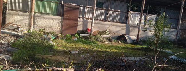 Benevento| Via San Pasquale, degrado in un ex campo di bocce. La denuncia di un cittadino