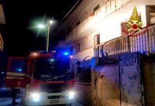 Sperone| Incendio in un'abitazione in via Dell'Unità, famiglia evacuata