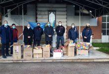 Benevento| 'Il treno dell'Epifania', consegnati giocattoli e calze per i bambini bisognosi