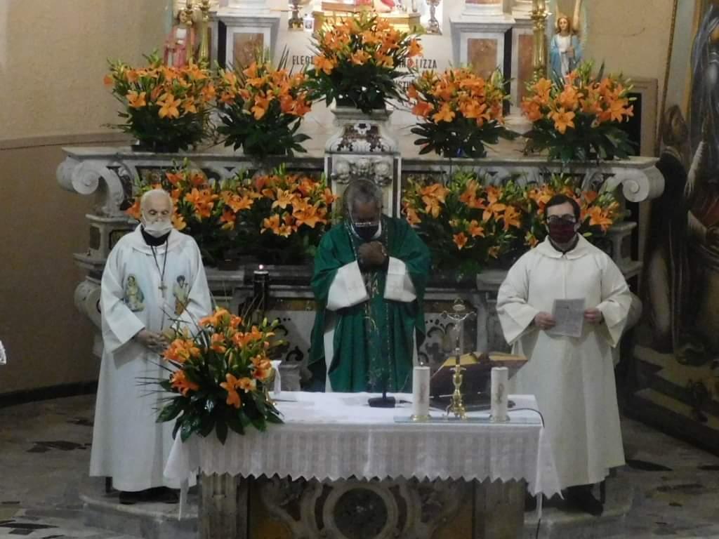 A San Giovanni di Ceppaloni celebrata la Solennità di Sant'Antonio Abate Compatrono della comunità