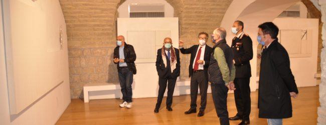 Benevento  Prorogata al 28 febbraio 2021 la Mostra di Franco Marrocco presso il Museo Arcos