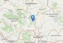 Quattro lievi scosse di terremoto nella notte con epicentro Morcone