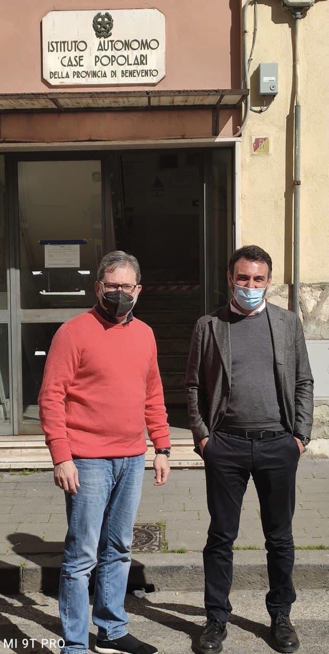 """Maglione M5S: """"Novità per alloggi popolari di Montesarchio e Airola"""""""