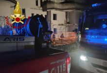 Monteforte Irpino| Incendio in una casa abbandonata, muore 51enne. Ustioni gravi per un 33enne