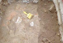 Benevento| Ritrovamento archeologico a via Perasso