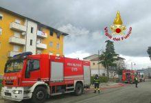 Lacedonia| Incendio al terzo piano di un alloggio popolare, fiamme innescate da un ferro da stiro