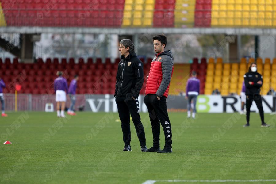 """Benevento, Inzaghi: """"Per noi è un punto guadagnato"""""""