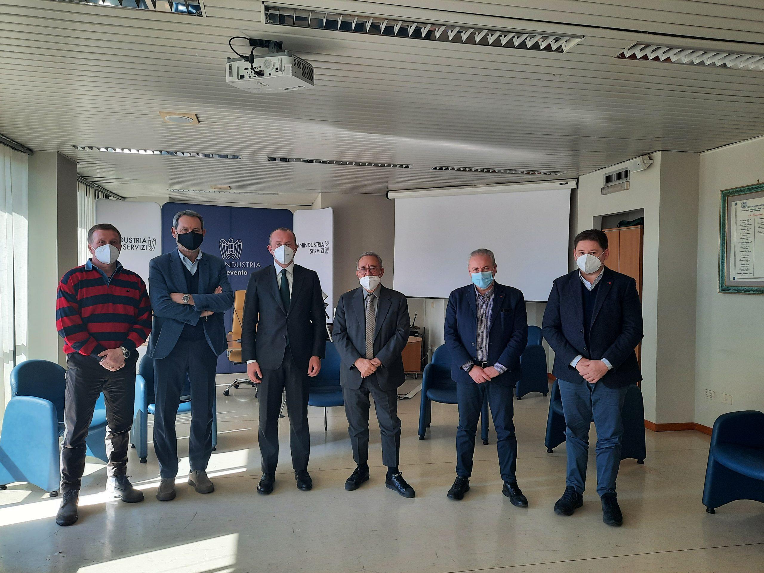 Benevento| Confindustria: il Presidente Vigorito incontra le Organizzazioni Sindacali