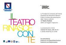 Teatro Festival: tra le location anche Sannio e Irpinia