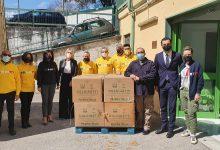Avellino| Coldiretti e Comune a sostegno dei bisognosi: 5000 kg di pacchi alimentari alla Mensa di Poveri
