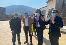 Visita a sorpresa di De Luca nel centro vaccinale di Mugnano. Alaia: segnale di attenzione