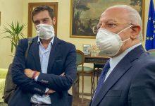 """Mortaruolo incontra De Luca. Il consigliere: """"Dalla Regione l'impegno a sostenere le aree interne"""""""