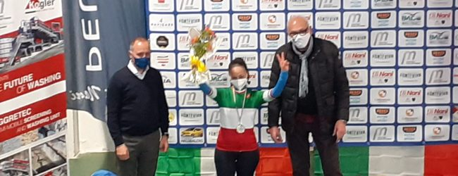 Montella  Paraciclismo, Lucia Nobis si conferma campionessa italiana