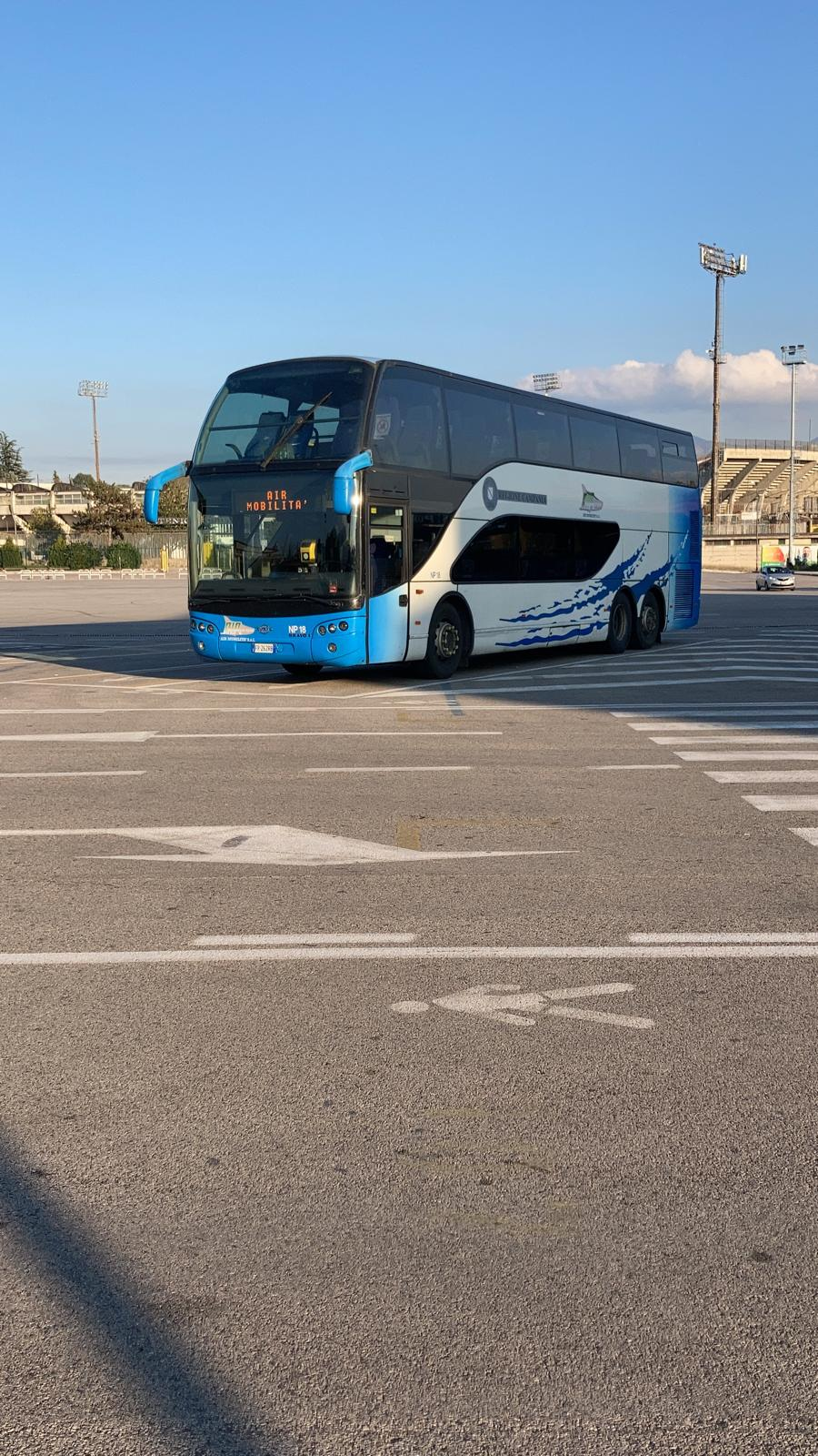 Air Mobilità, da domenica ripristino dei servizi festivi urbani ed extraurbani sulla Avellino-Nola