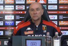 """Genoa, Ballardini: """"Benevento squadra di valore. Sarà una sfida importante ma non decisiva"""""""