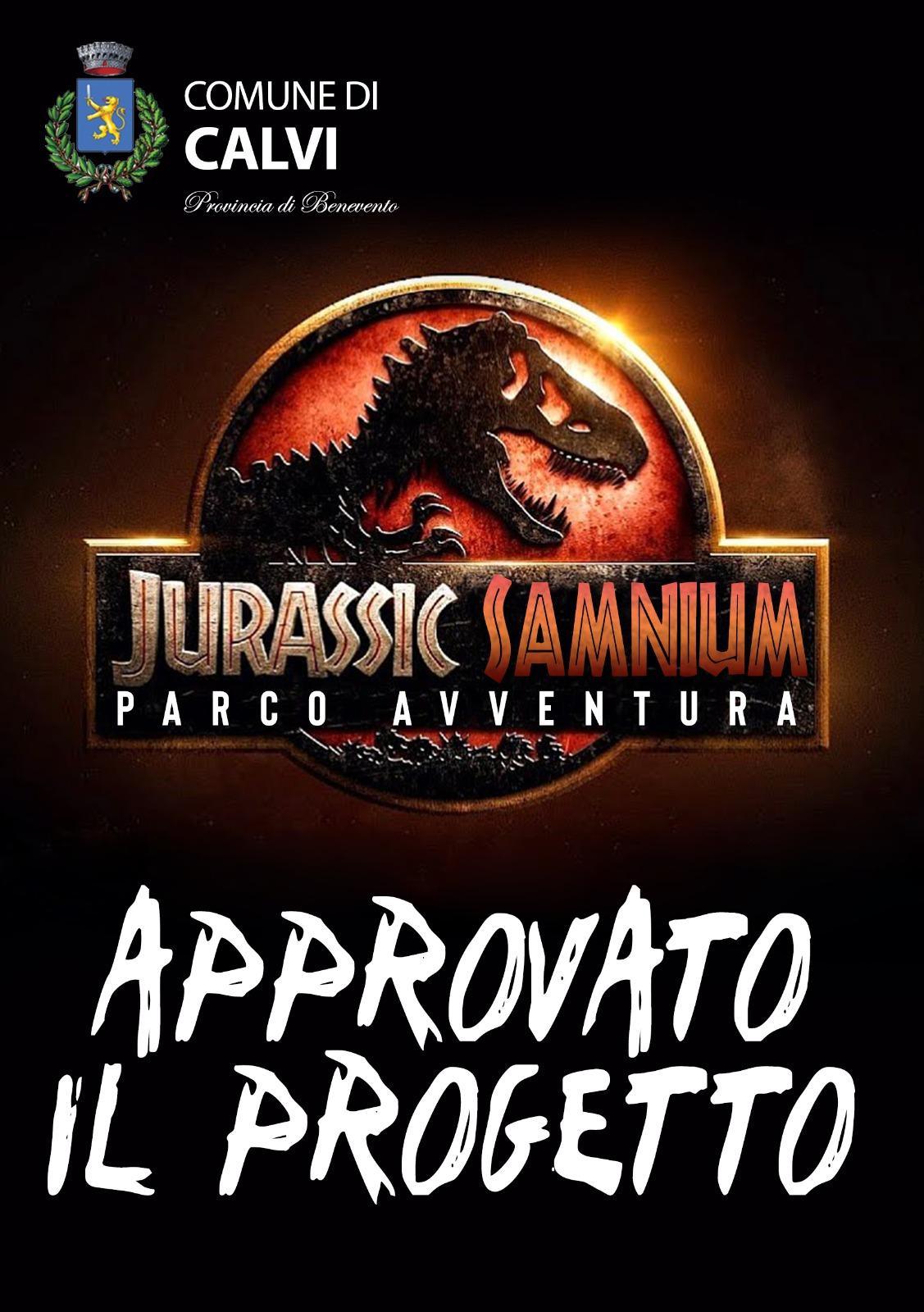 A Calvi approvato progetto Jurassic Samnium
