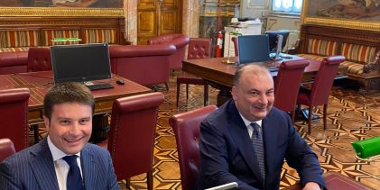 """Riaperture, Rubano: """"a Roma da vertici FI per documento commercianti Valle Telesina"""""""