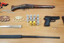 Atripalda| Lotta alla criminalità, un arresto e 3 denunce: sotto sequestro armi clandestine, munizioni, carte di credito, pc e cellulari
