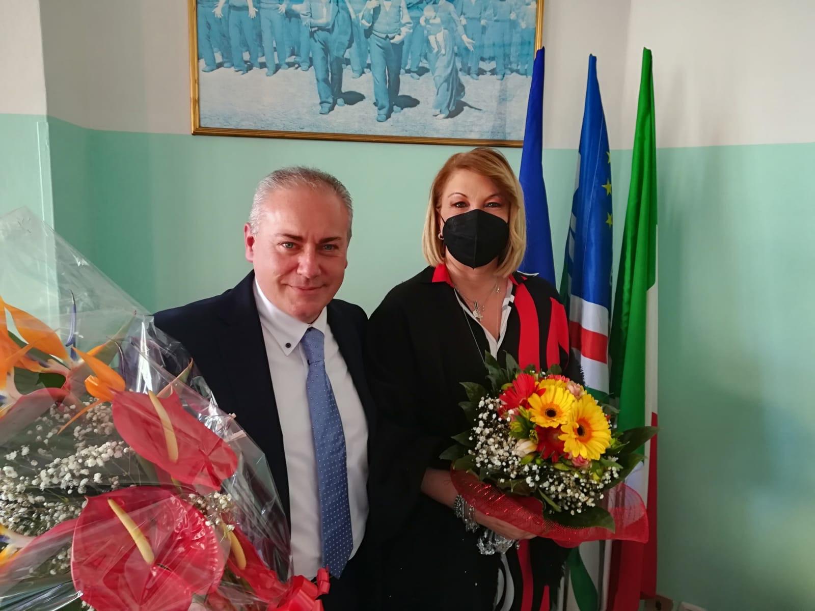 Fernando Vecchione è il nuovo segretario generale della Cisl Irpinia Sannio
