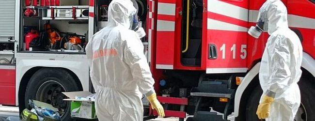 Avellino| Donna cade in casa, soccorsa dai vigili del fuoco