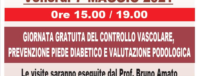 Benevento| AsDIM, venerdi ancora screening gratuiti per i diabetici