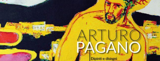All'Arcos di Benevento ritorna l'arte con la mostra di Arturo Pagano