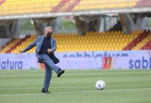 Benevento, squadra in ritiro in caso di partita decisiva a Torino
