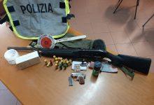 Controlli nel Vallo, in manette padre e figlio per detenzione illegale di armi