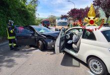 Montoro| Scontro tra 2 auto su via Provinciale Turci, sei feriti trasportati in ospedale