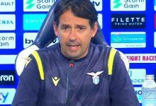 """Lazio, Inzaghi: """"Onoreremo la gara con il Torino"""""""