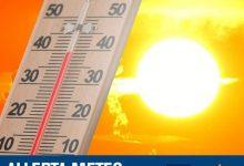 Da domani fino a mercoledi nuova ondata di calore: temperature più alte di 8 gradi rispetto alla media