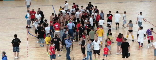 Benevento 5 in A2